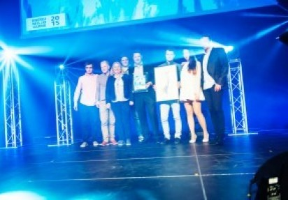 OSO Hotwater og Nore VVS fikk VB Miljøpris 2015