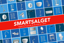 Smartsalg 3.-19.januar 2019